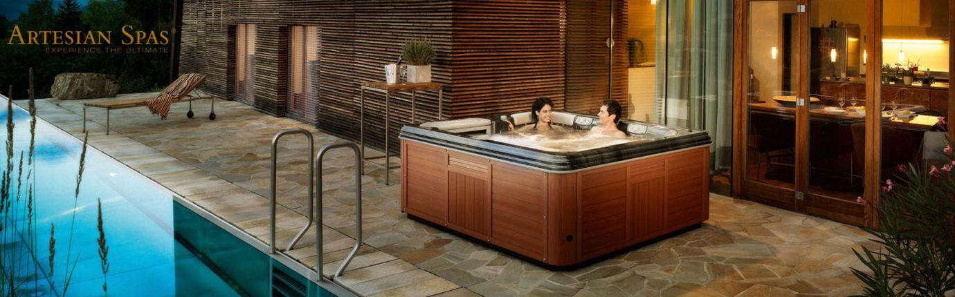 Artesian Spa Outdoor Whirlpool