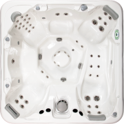 Artesian Whirlpools South Sea Spas Deluxe Cortona