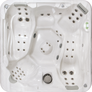 Artesian Whirlpools South Sea Spas Deluxe Pisa