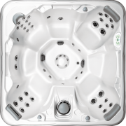 Artesian Whirlpools South Sea Spas Deluxe Tropea