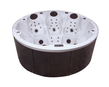 EAGO Outdoor Whirlpools Classic