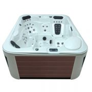 EAGO Whirlpool Außenwhirlpool Innovation IN-591
