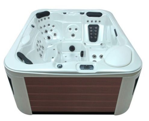 EAGO Whirlpool Außenwhirlpool Innovation IN-591