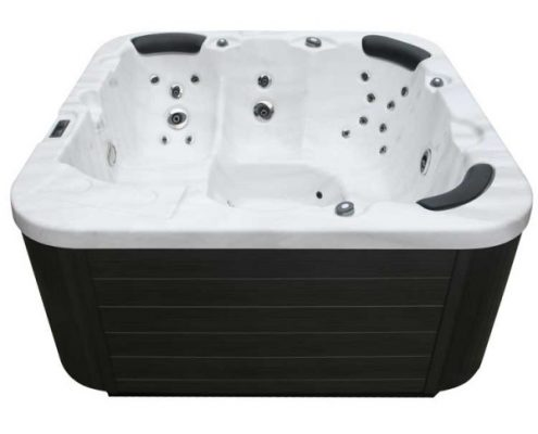 EAGO Whirlpools Außenwhirlpool Plug and Play IN-102