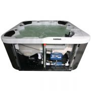 EAGO Whirlpools Außenwhirlpool IN-103 Technik