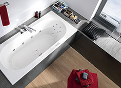 Villeroy & Boch Indoor Whirlpools Loop & Friends
