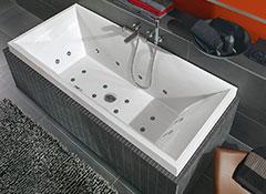 Villeroy & Boch Indoor Whirlpools Squaro