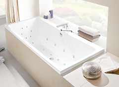 Villeroy & Boch Indoor Whirlpools Subway
