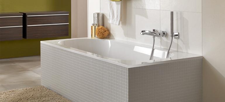 indoor whirlpool oberon serie von villeroy boch. Black Bedroom Furniture Sets. Home Design Ideas