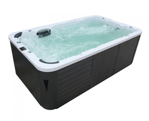 Swimspa EAGO - Innovation in Sterling-Silver/Grey4.0