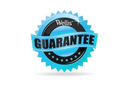 Produkte mit Garantie von Wellis