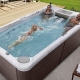 Outdoor Whirlpool Danube von Wellis